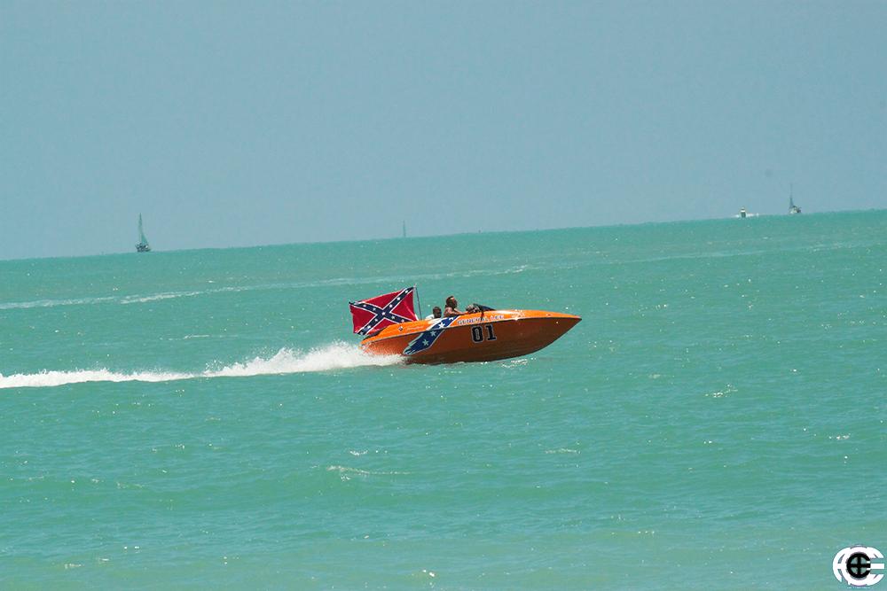 General Lee Boat