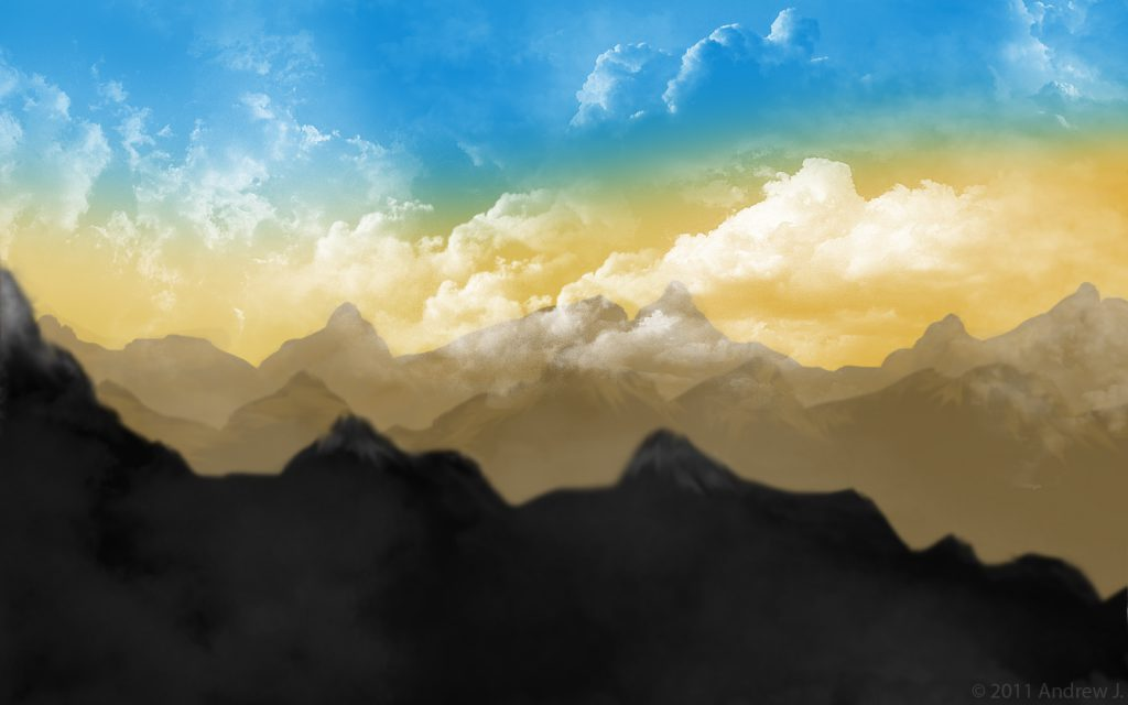 Just a nice digital painting.
